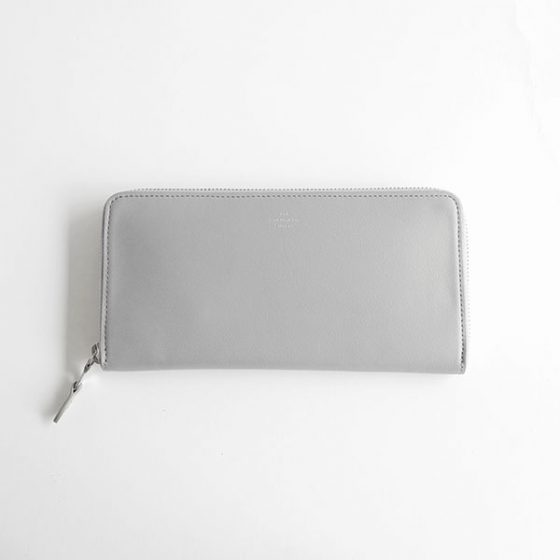 ROUND-ZIP LONG WALLET