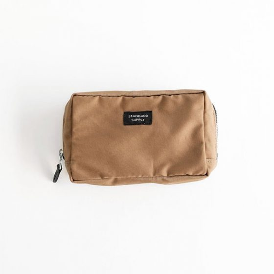SQUARE POUCH M