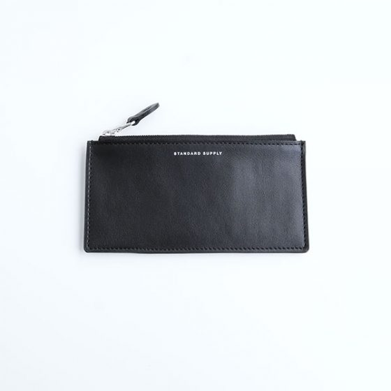 ZIP TOP CARD CASE M