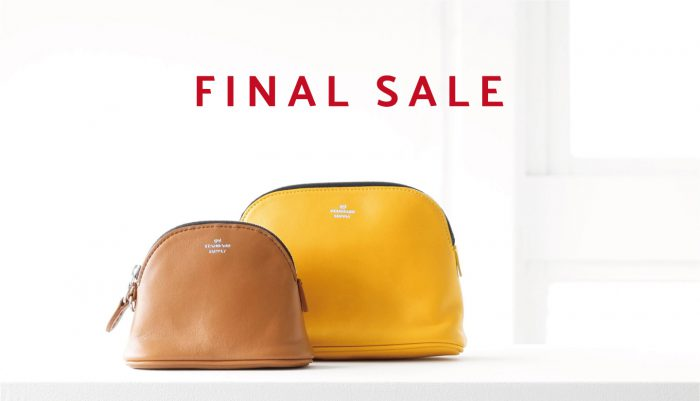 【online store】FINAL SALE開催のお知らせ / 6月30日〜7月12日迄